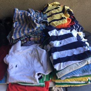 Boys XL Ralph Lauren Shirts